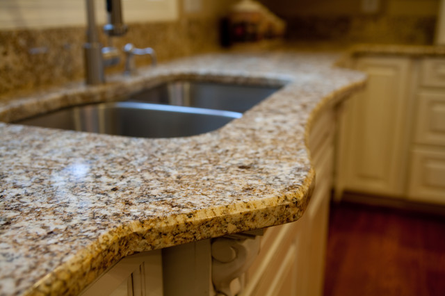 Custom edges st louis mo countertops bars bathrooms for 1 inch granite countertops