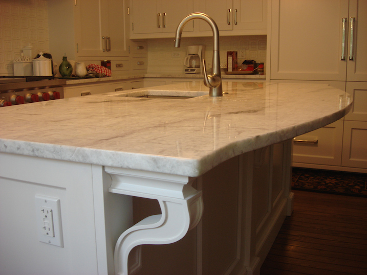 Countertop Eased Edge Profile : Eased Edge 3