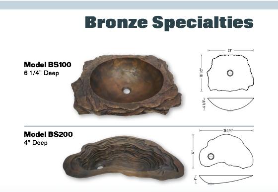 bronze specialties