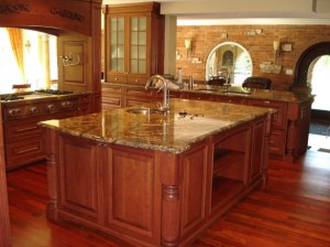 kitchen granite countertop st louis