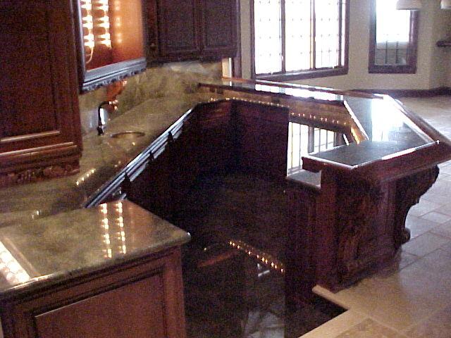 Bar Granite Countertops : Bar Countertops