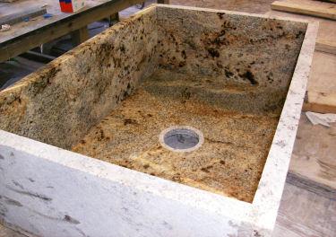 EuroGranite Sinks Aphrodite Granite & Marble